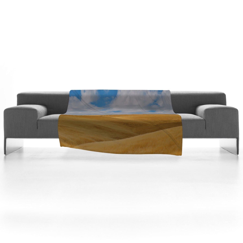 Deny Designs Lisa Argyropoulos Serenity Fleece Throw Blanket 50 x 60