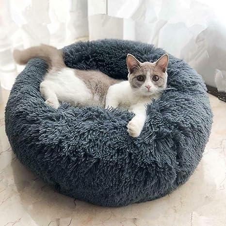 Novopus : Deluxe Soft Pet Bed, Cama para Dormir para Perros ...
