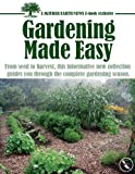 Best of MOTHER EARTH NEWS: Gardening Made Easy