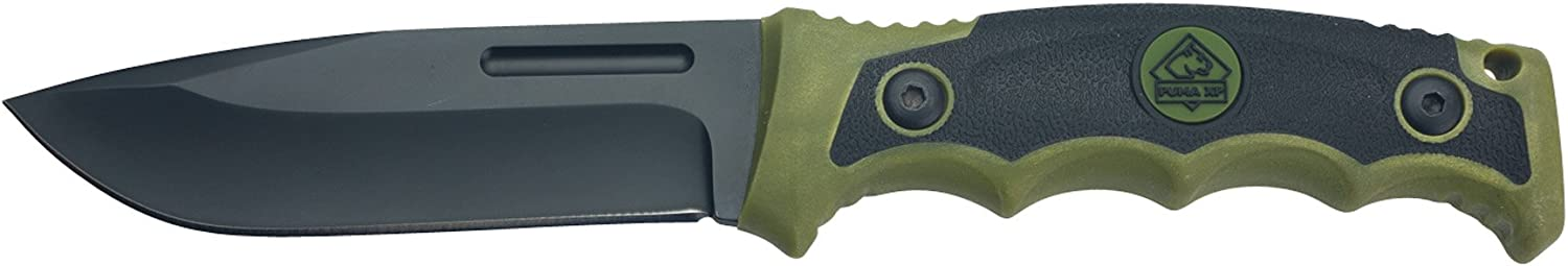 Puma XP Forever Survival Knife with Nylon Sheath and Firestarter