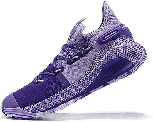 Txso Shop UA Curry 6 - Zapatillas de Baloncesto para Mujer, Morado ...
