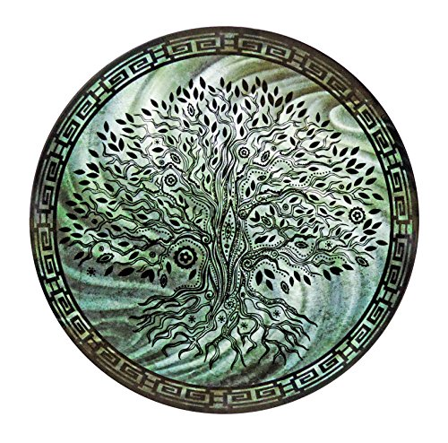 Next Innovations Tree of Life Teal Wall Art - green metal wall art