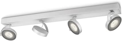 Philips myLiving Clockwork LED wandspot, 1 lamp, wit