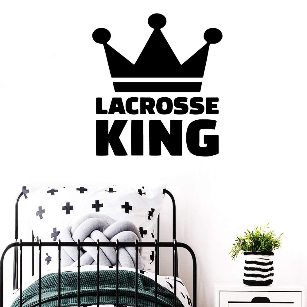 YuanMinglu Lacrosse Lacrosse Wall Stickers Art Wallpaper niños ...