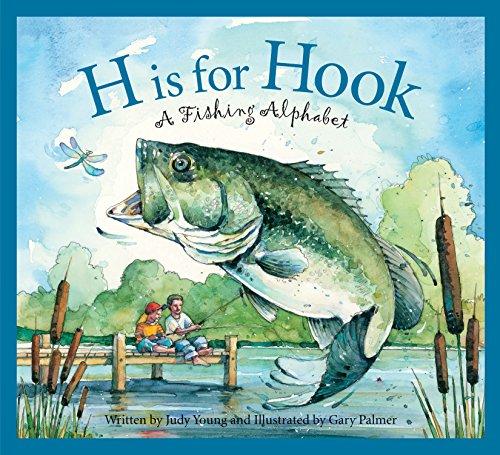 Hook Fishing Alphabet Sports ebook product image