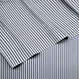 IZOD Double Pinstripe, Super Soft, Fade and Wrinkle