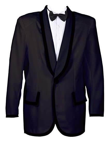 1950s Tuxedos and Men's Wedding Suits 1950s Tuxedo Crooner Doo Wop or Gangnam Style Jacket $179.99 AT vintagedancer.com