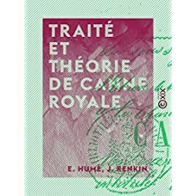 Traité et Théorie de canne royale: Escrime