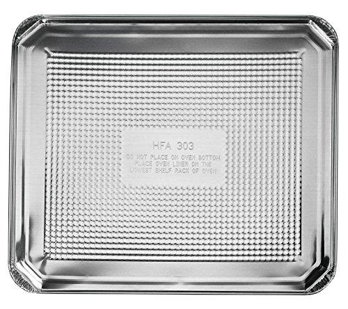 Foil Oven Liner 18.5 X 15.5 Inch Set of ()
