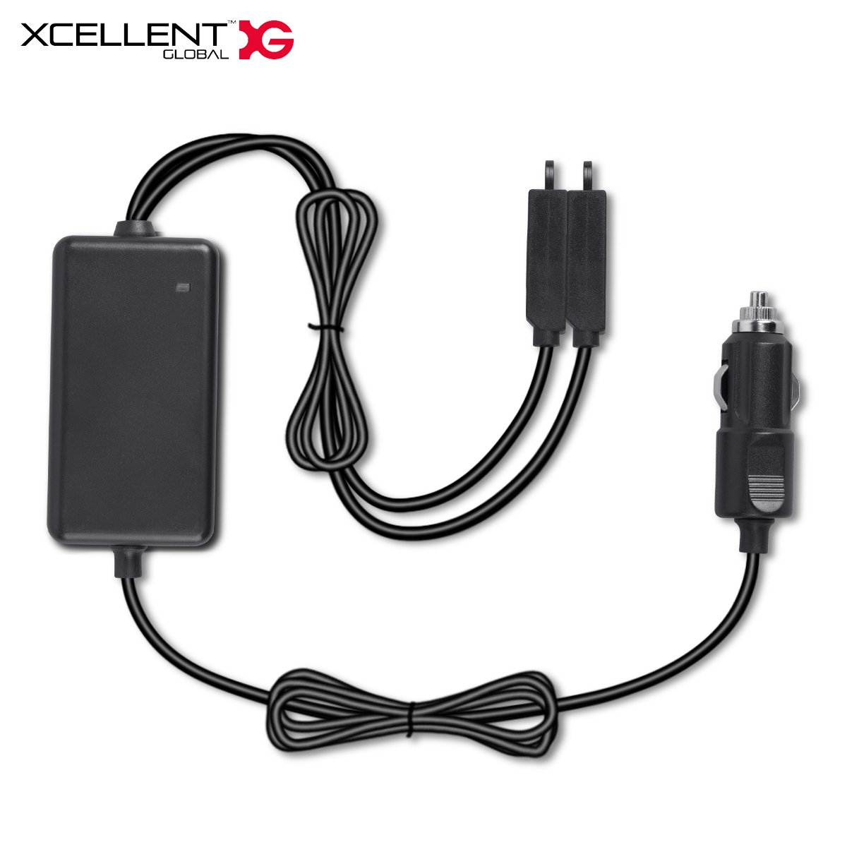 Xcellent Global 5 in 1 Rapid Battery Charger Multi Battery Charger Hub (Charge 3 Batteries Once, 2 USB Ports) for DJI Mavic Pro DR008S …