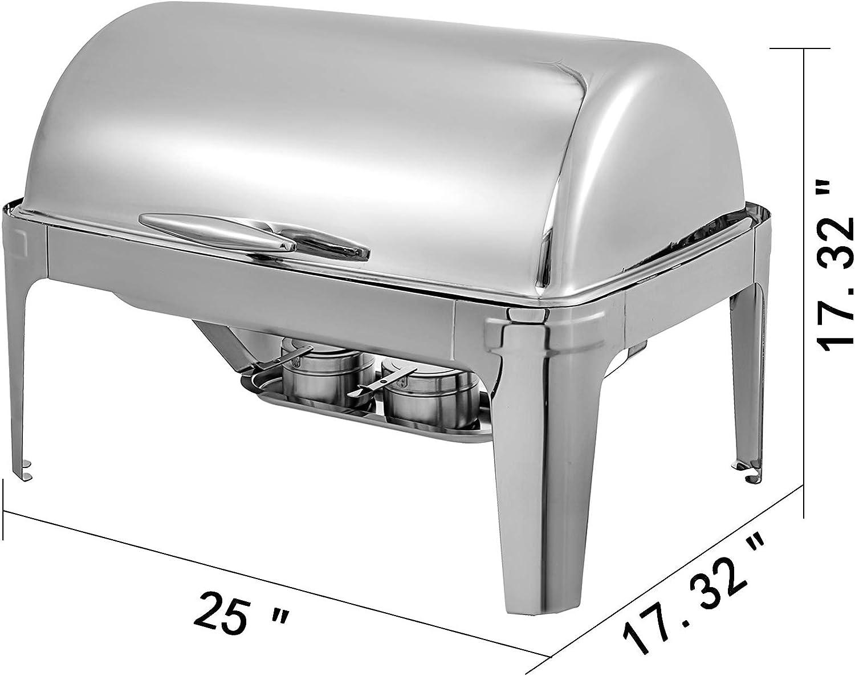 Speisewärmer 16 teilig Multi Plus 2 Chafing Dish