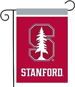 "Briarwood Lane Stanford Cardinal Garden Flag NCAA Licensed 12.5"" x 18"""