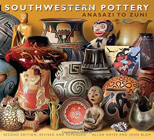 Southwestern Pottery: Anasazi to Zuni American Art Pottery