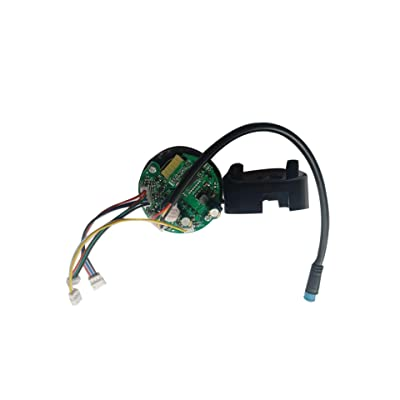 SPEDWHEL Dashboard with Cover for NINEBOT ES1 ES2 ES3 ES4 Electric Scooter Replacement Part : Sports & Outdoors