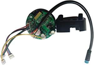 SPEDWHEL Dashboard with Cover for NINEBOT ES1 ES2 ES3 ES4 Electric Scooter Replacement Part