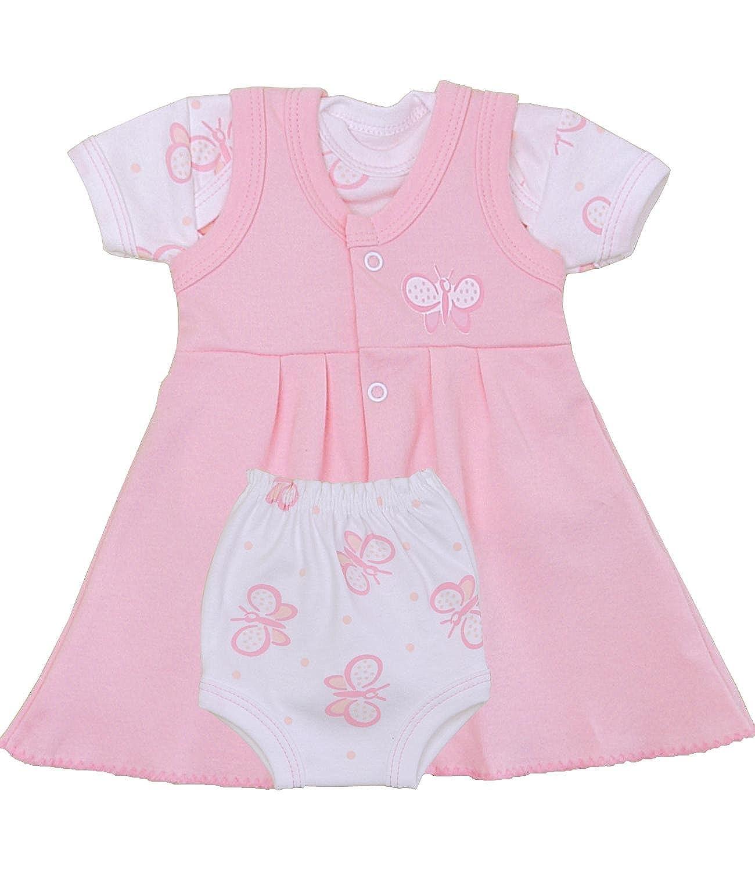 Amazon Premature Early Baby Clothes Dress T Shirt & Pants Set