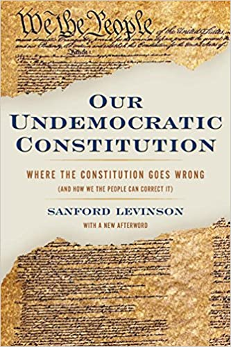 our undemocratic constitution where the constitution goes wrong