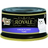 Fancy Feast Royale Virgin Flaked Tuna, 24X85g