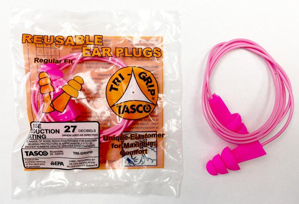 Amazon.com: TASCO Tri-Grip 9010 Tapones reutilizables ...