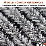 Pure Athlete Wool Elite Ski Socks Men