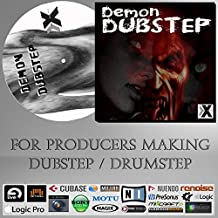 DEMON DUBSTEP - The WAV Pack - For Ableton Live Steinberg Cubase Apple Logic Pro Tools Reaper Sony Acid Magix Sampletude Native Instruments or any DAW