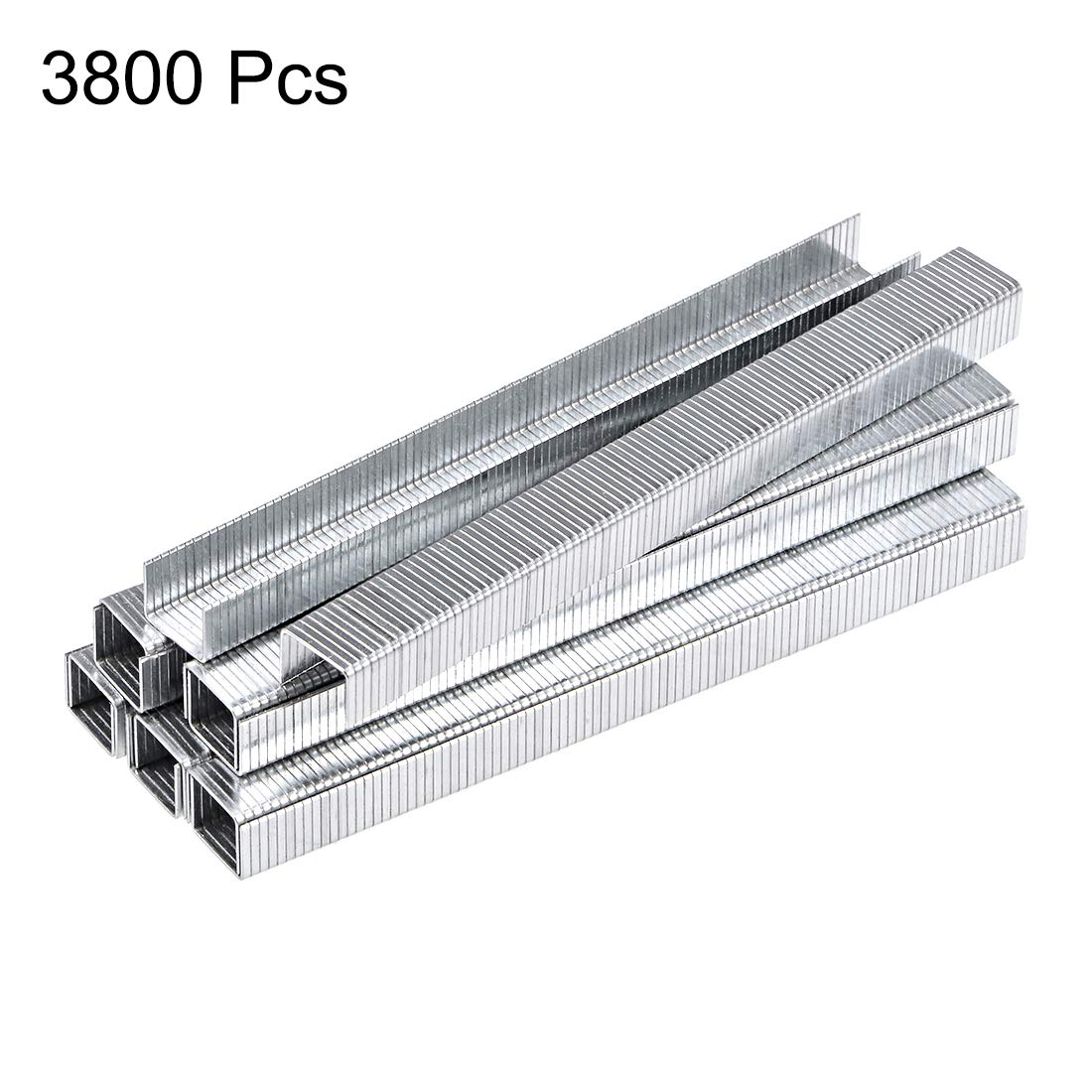Heftn/ägel Heftklammern 419J U Typ Pin pneumatische Nagler 5,1 mm hohe de sourcing map 2800 Stk