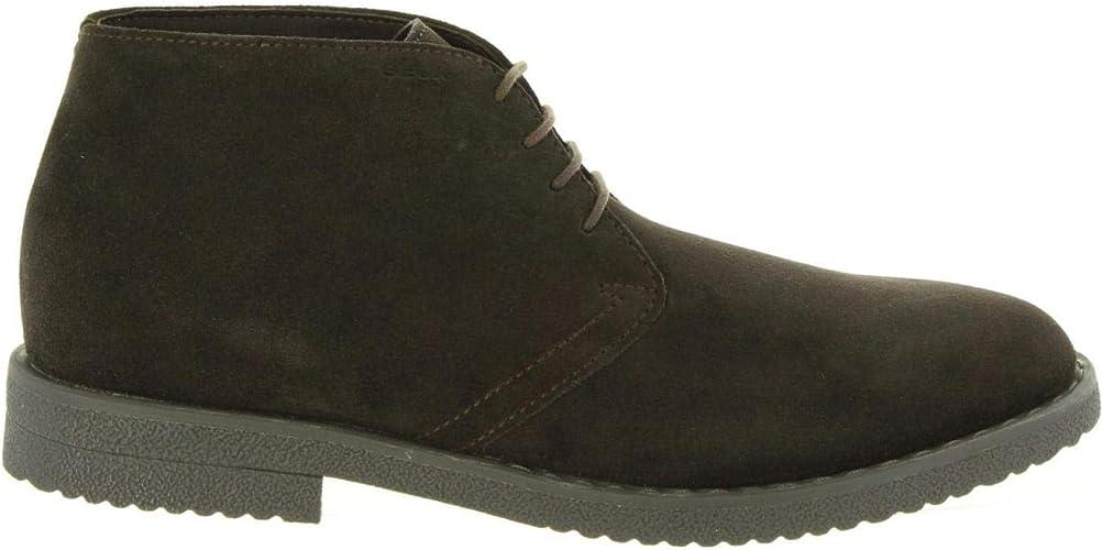 Geox U Brandled B, Desert Boots Homme