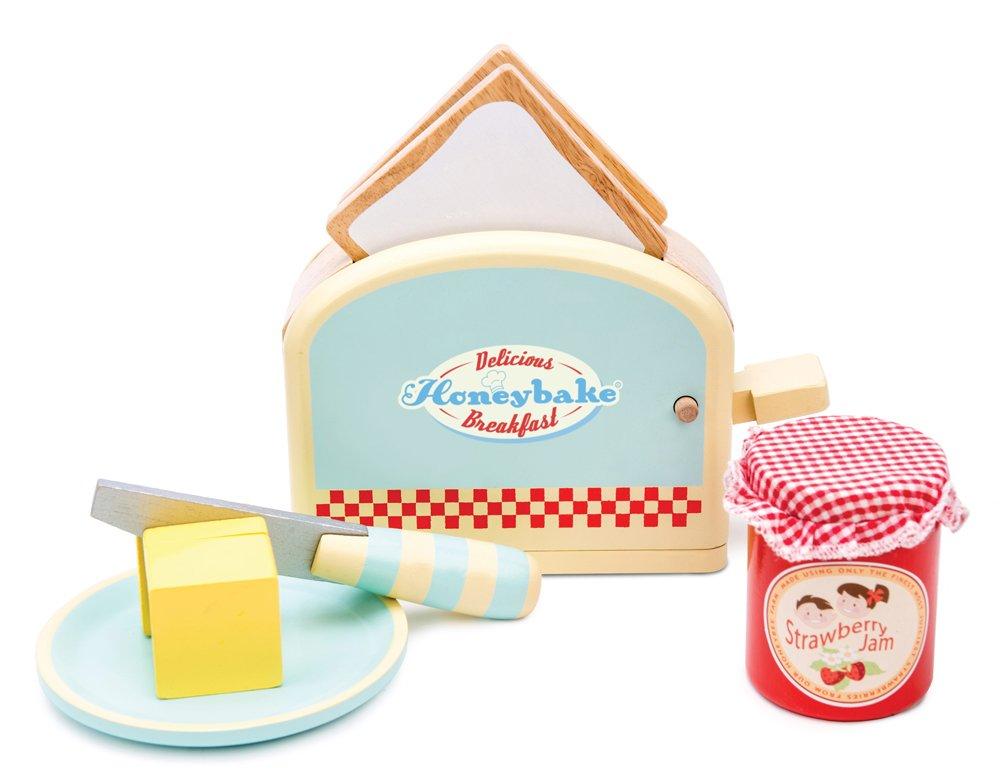 Kinder Toaster - Le Toy Van Toaster - Spielzeug Toaster