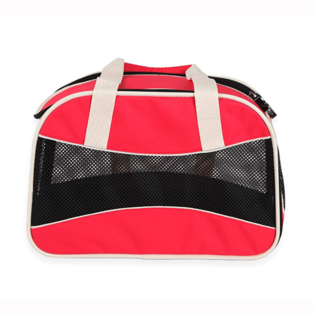 Pet Backpack Airline Approved Pet Carriers Light Hand-held Breathable Portable Dog Bag cat cage