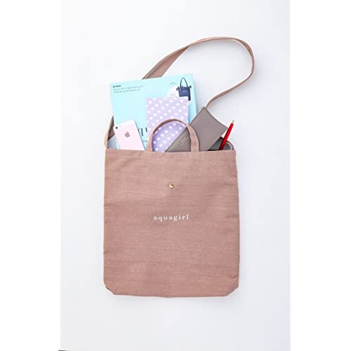 aquagirl tote bag book 画像 E