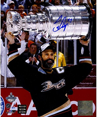 (Scott Niedermayer Autographed Signed 2007 Stanley Cup 8x10 Photo Niedermayer Auth - Authentic)