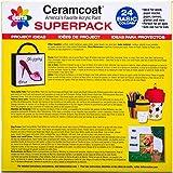 Delta Creative Basic Super Pack Paint Set, 029400056 (24 Colors)