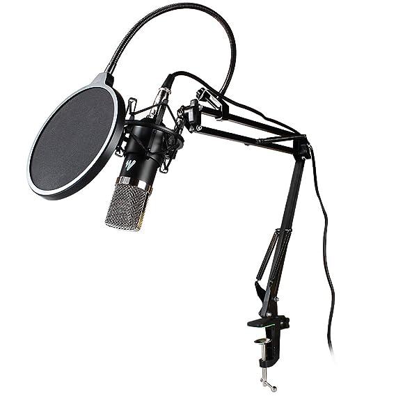 Review MAONO AU-A03 Condenser Microphone
