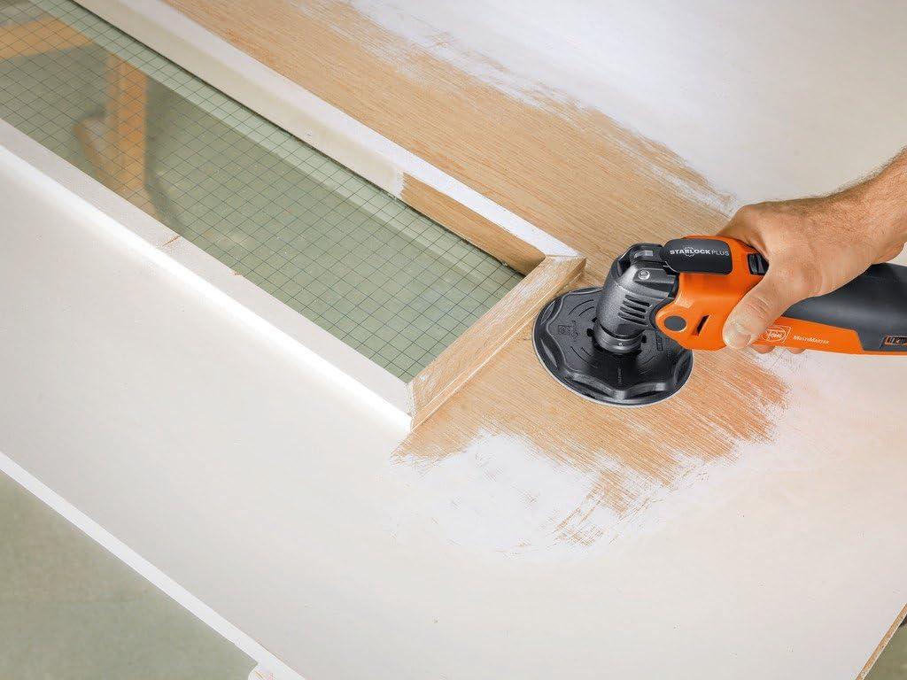 63717081018 New 50pk Fein MultiMaster 40-Grit Sanding Sheets