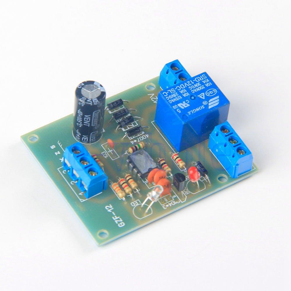 NEITU® Détecteur de niveau d'eau Capteur de niveau de liquide JLYDDYTD295