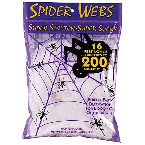 Super Stretch Spider Web – 16 Foot