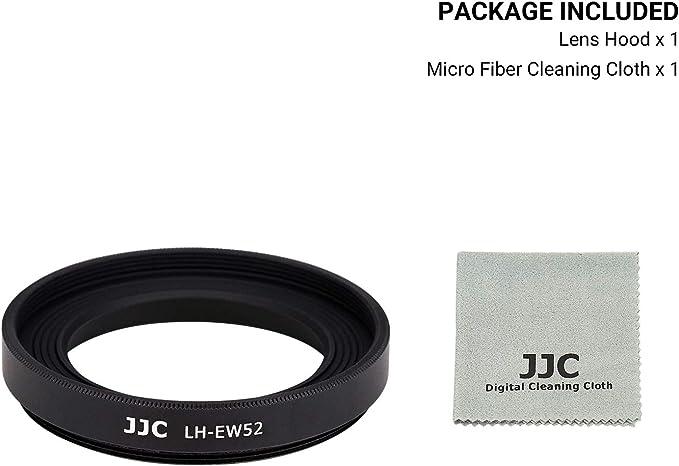 RP-PRO/® 55mm Black Metal Screw In Lens Hood For Wide Angle Lenses