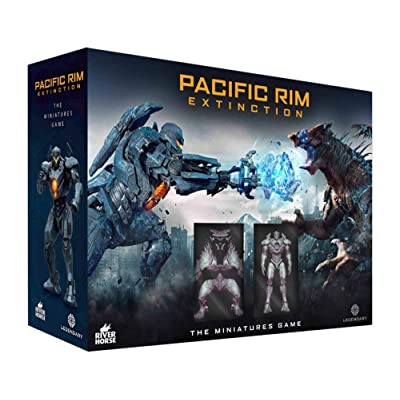 Pacific Rim: Extinction - Starter Set: Toys & Games