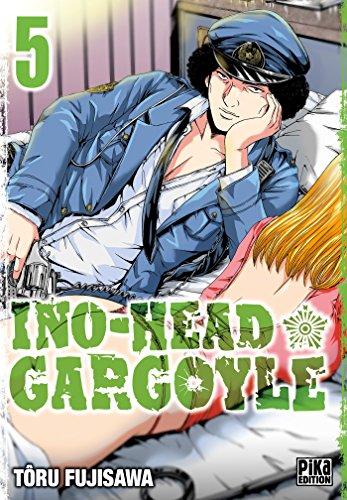 Ino-Head Gargoyle, Tome 5 :