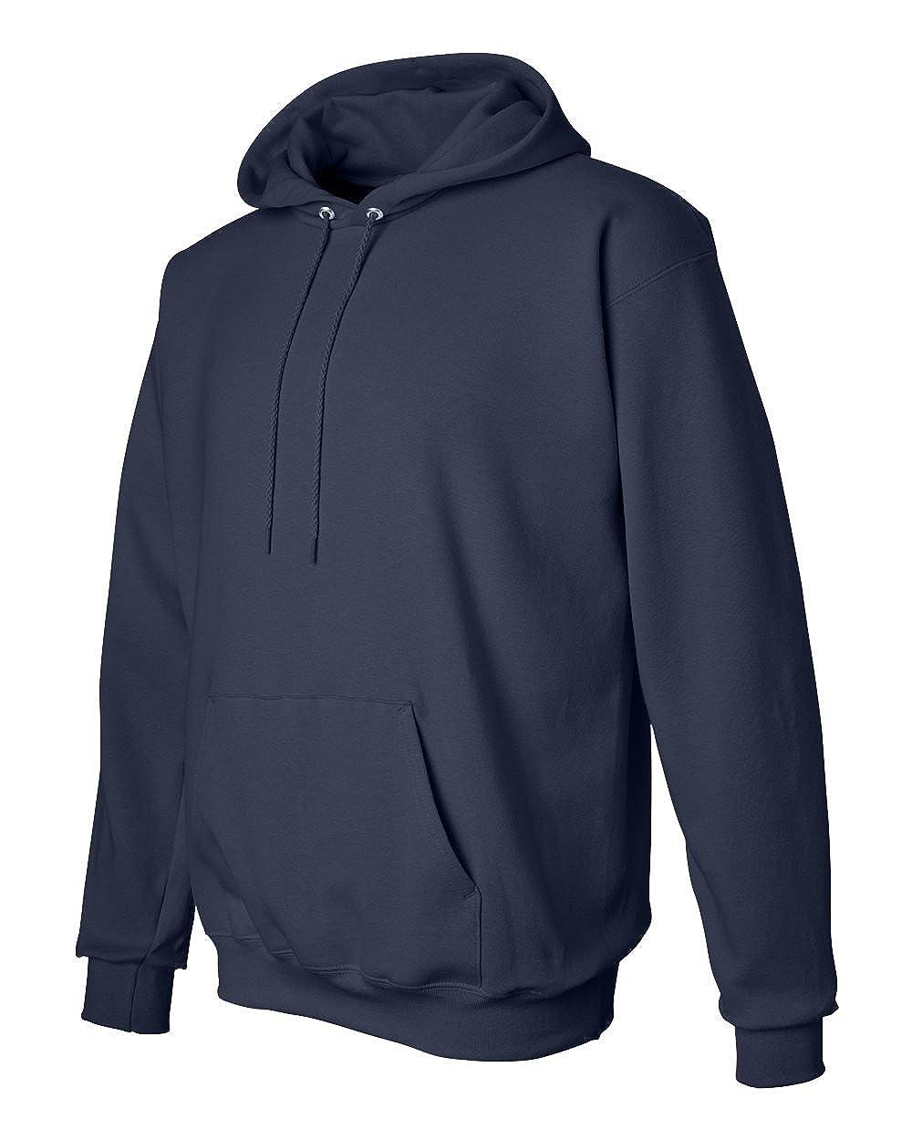 Ultimate Cotton 90//10 Pullover Hood Hanes 9.7 oz