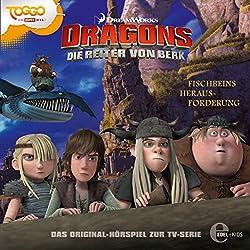 Fischbeins Herausforderung (Dragons - Die Reiter von Berk 9)