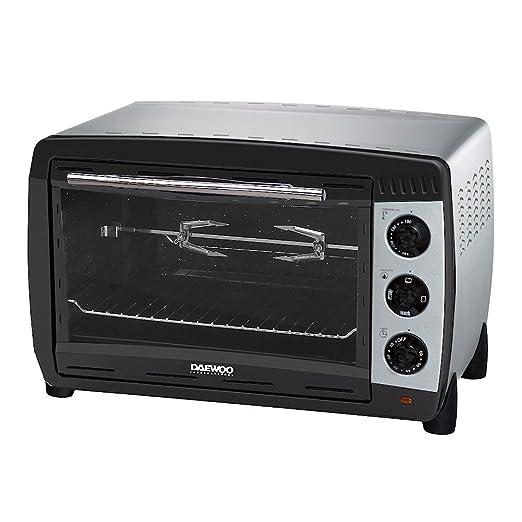 Daewoo di-8365 horno grill 45 L negro 61 x 44 x 42,5 cm: Amazon.es ...