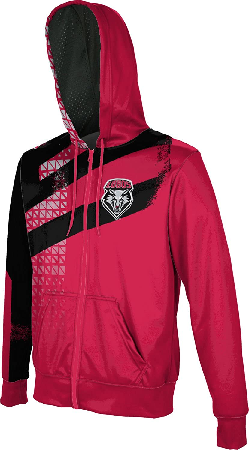 Structure ProSphere University of New Mexico Boys Full Zip Hoodie