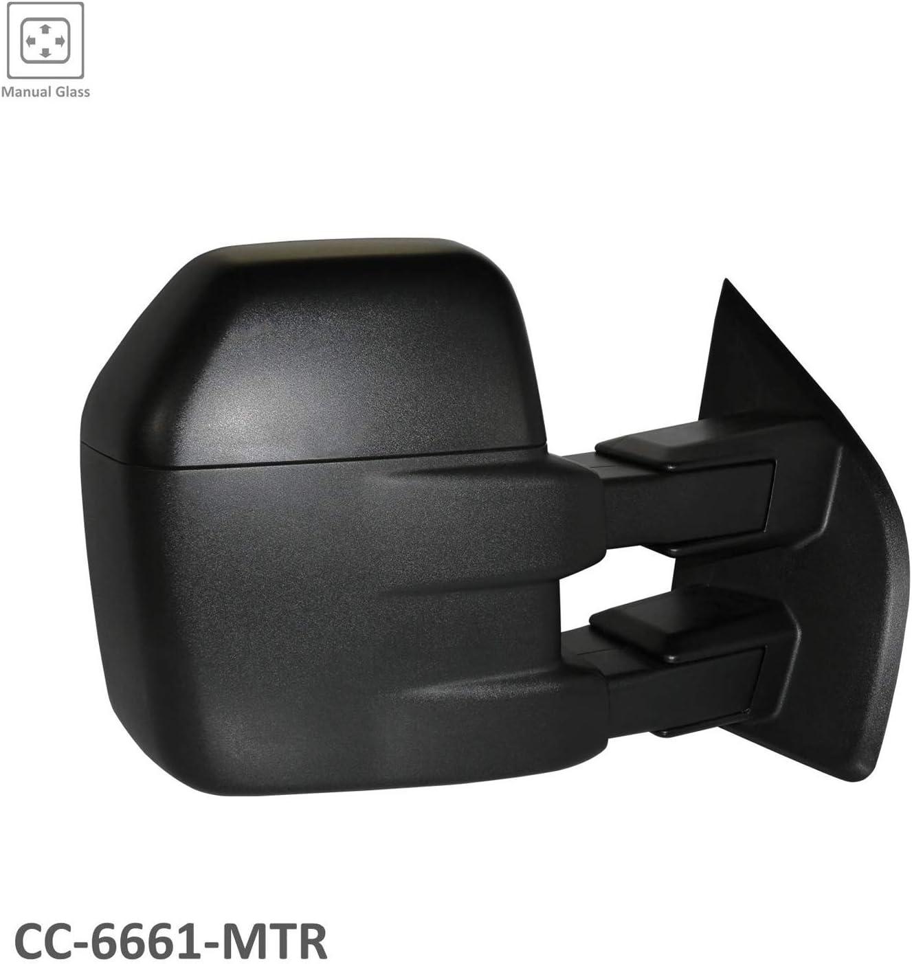 No variation Door Mirror Multiple Manufactures FO1321515 Standard