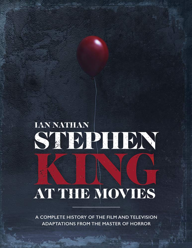 Stephen King at the Movies - Cover