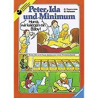 Peter, Ida und Minimum. Familie Lindström bekommt ein Baby