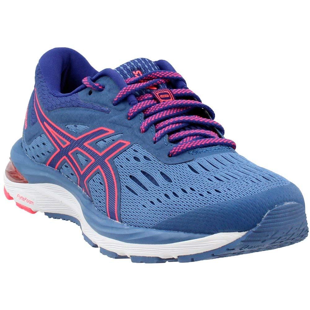 Azure bluee Print ASICS Men's Gel-Cumulus 20 Running shoes 1011A008