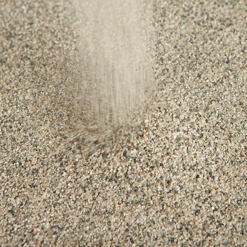【芝生用 目砂 乾燥砂】 天竜川中流域産 洗い砂 20kg(13.3L)×30袋【600kg】【放射線量報告書付き】 B00BDBQRN4   600kg