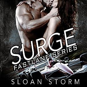 Surge: Bad Boy Racing Romance Audiobook