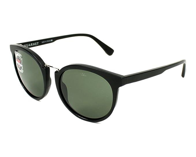 Vuarnet - Gafas de sol - para hombre negro negro/plateado ...